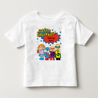Hanukkah Toddler T-Shirt