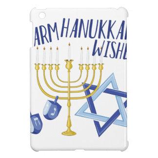 Hanukkah Wishes iPad Mini Covers