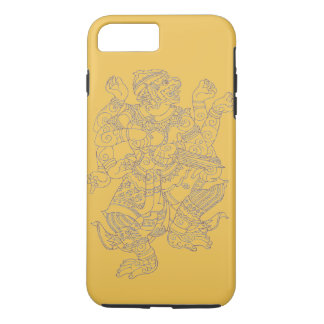 """""""Hanuman Phone Case"""" iPhone 7 Plus Case"""