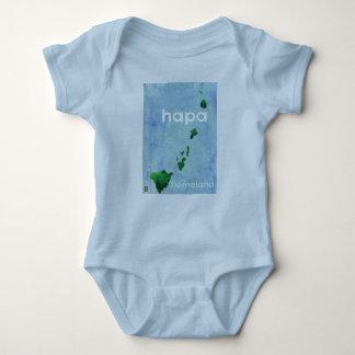 Hapa Homeland Baby Bodysuit