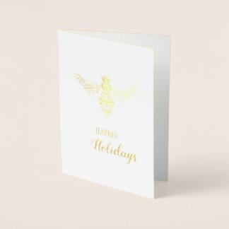 Hapbee Holidays | Customizable Card