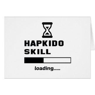 Hapkido skill Loading...... Card