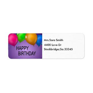 HAPP1, Mrs.Sara Smith, 4400 Love Dr, Stockbridg...