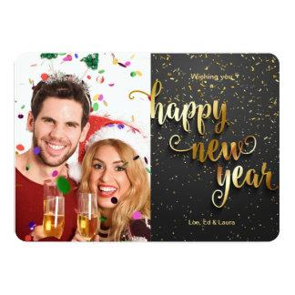 Happ New Year Photo Card