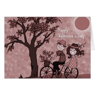 Happ valentine's day card