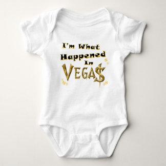 Happened in Vegas Baby Bodysuit