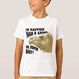 Happier Than a Camel T-Shirt