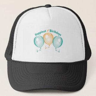 Happiest Of Birthdays Trucker Hat