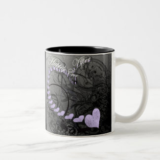 Happily Ever After Two-Tone Coffee Mug