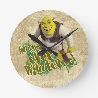 Happily Ever Whatever! Wallclocks
