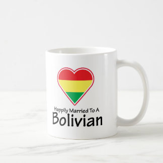 Happily Married Bolivian Coffee Mug