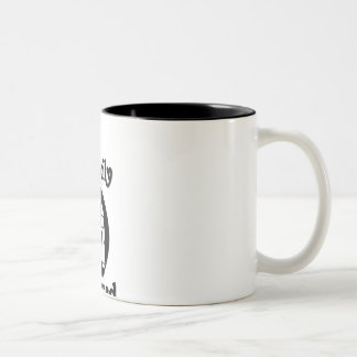 Happily Married Two-Tone Coffee Mug