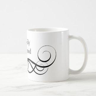 Happily Ordained Coffee Mugs