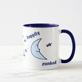 Happily Zonked Mug
