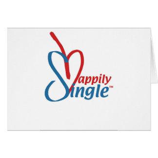 HappilySingle™ Card