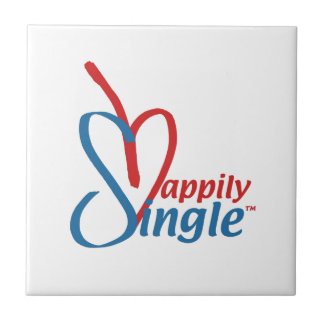 HappilySingle™ Ceramic Tile