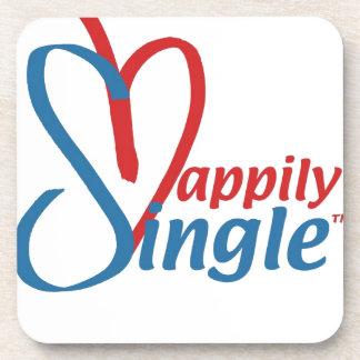 HappilySingle™ Coaster