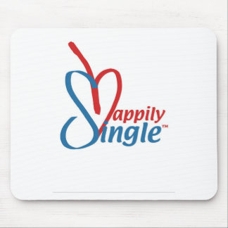 HappilySingle™ Mouse Pad