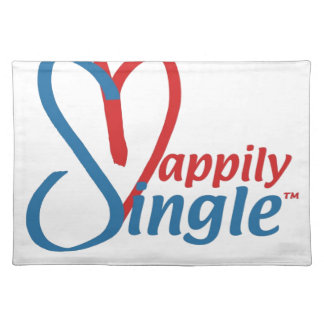 HappilySingle™ Placemat
