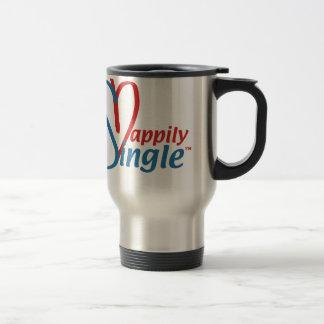 HappilySingle™ Travel Mug