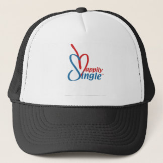 HappilySingle™ Trucker Hat
