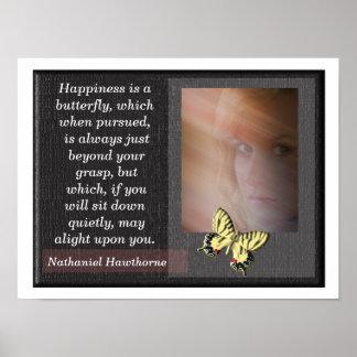 Happiness -- art print