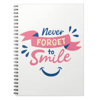 Happiness Attitude Life Success Dreams Goals Notebooks