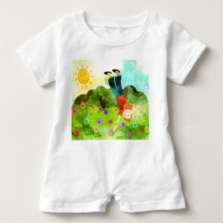 Happiness Baby Romper