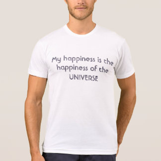 HAPPINESS basic T-Shirt