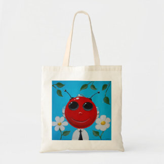 Happiness Bug Tote