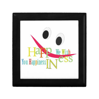 happiness design jewelry boxes