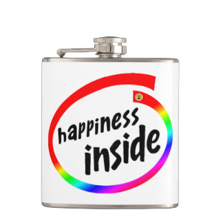 Happiness Inside Flasks