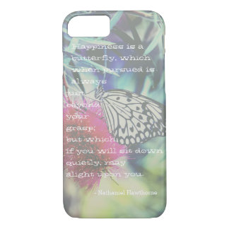 Happiness is a Butterfly - Inspiring Quote Case-Mate iPhone Case