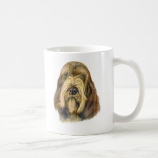 Happiness is a spinone mug