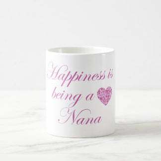 Happiness is being a Nana! Coffee Mug