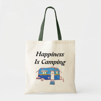 Happiness Is Camping