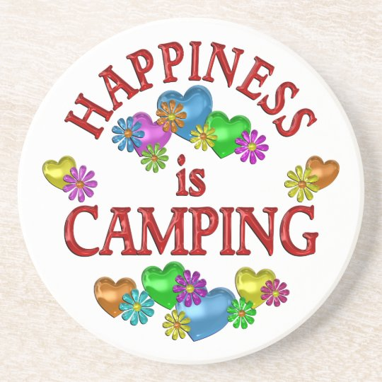 Happiness is Camping Coaster