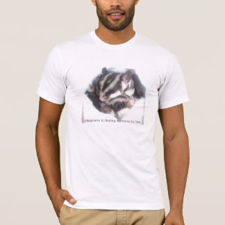 Happiness is finding someone to love! T-Shirt
