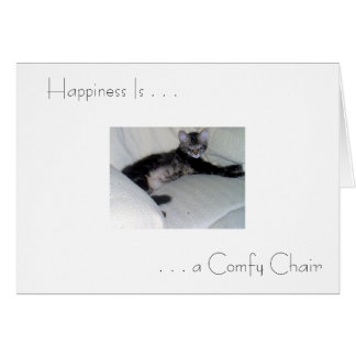"""""""Happiness Is . . . """" Greeting Card"""