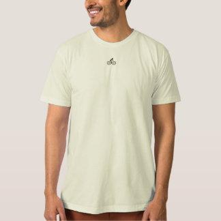 """""""Happiness Is Hammering Singletrack"""" Men's Shirt"""