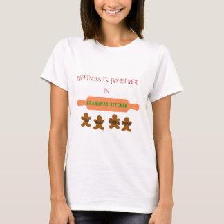 Happiness is Homemade in Grandma's Kitchen T-Shirt
