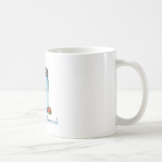 HAPPINESS IS HOMEMADE (MASON JAR) COFFEE MUG