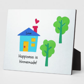 Happiness is Homemade! Plaque