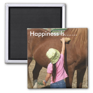 Happiness Is......... Magnet