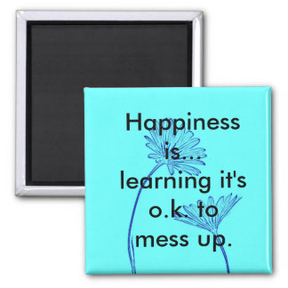Happiness Is... Refrigerator Magnet