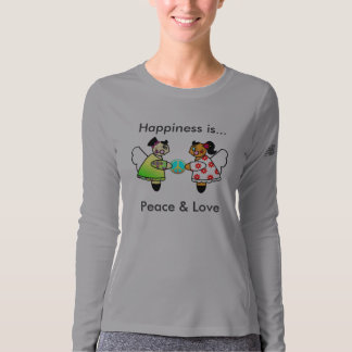 Happiness is... t-shirt