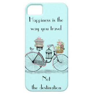 Happiness is the way you travel iphone 5 covers