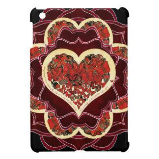 happiness mandala iPad mini cover