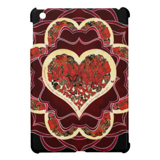 happiness mandala iPad mini covers