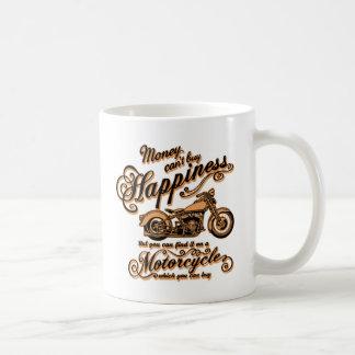 Happiness - Motorcycle Coffee Mug